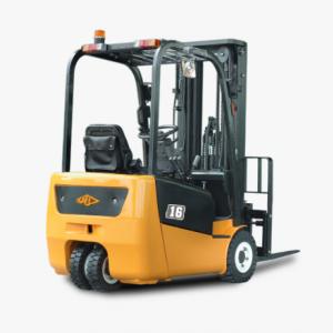 1.3-2.0t J Series Three-Wheel Electric Forklift