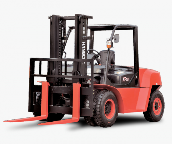 4-7t XF Series IC Forklift