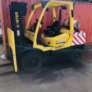 Hyster 4.0t Container Mast