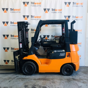 Toyota Flameproof 2.5t Forklift