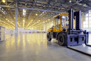 Hire or buy a forklift