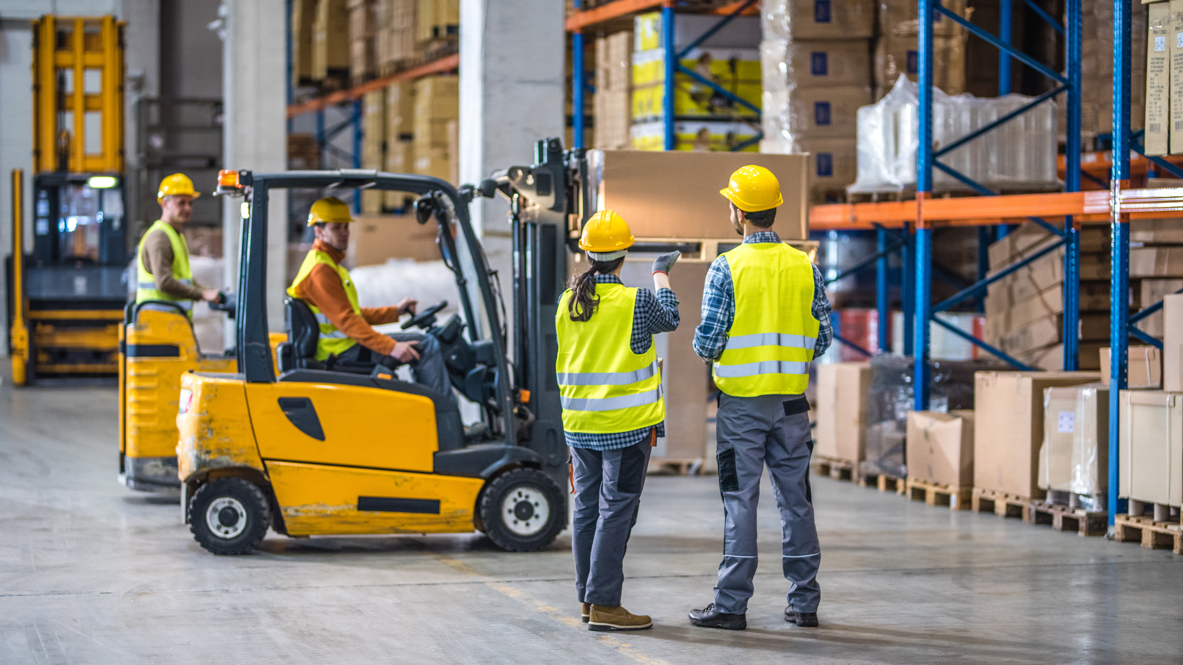 Should you repair or replace a forklift